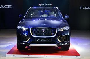 Jaguar F-PACE Launch Lebanon