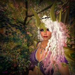 Scarlett - Warrior Queen