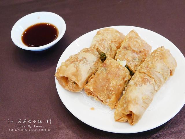 台北東區華漾大飯店港式飲茶 (7)