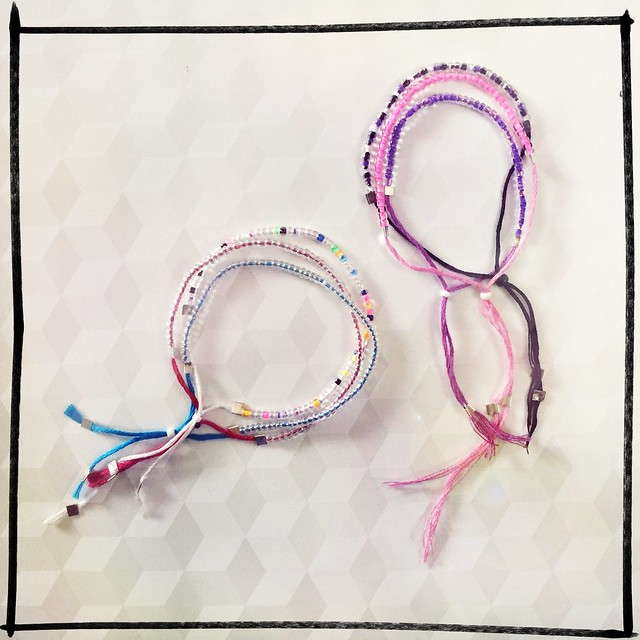 DIY Bead Bracelets