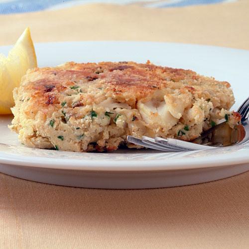 3. Crab Cakes