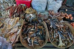 Dried fishy parts !