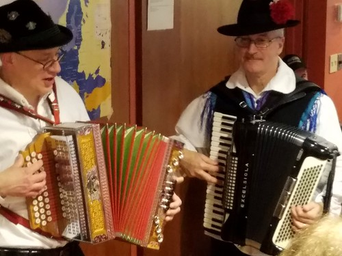 Slovenian Musicians at EU Day
