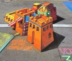 Larimer Chalk Art Festival