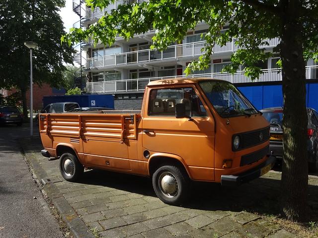 VW T3 pick up Deventer
