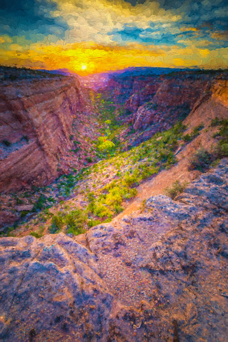 us colorado colorful unitedstates digitalpainting nationalparks grandjunction