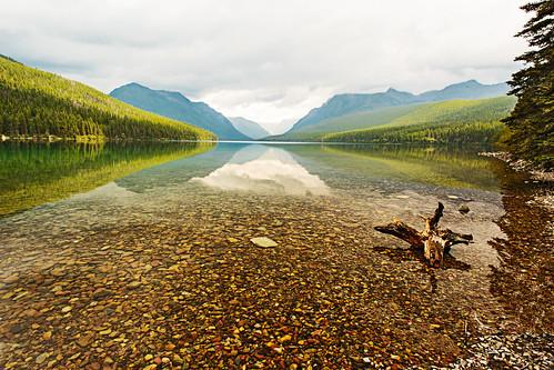 Bowman Lake - Montana
