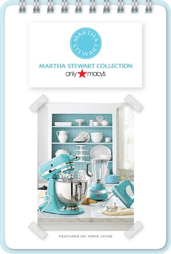 Martha Stewart Collection at Macy's
