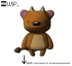 WIP: Batbear!