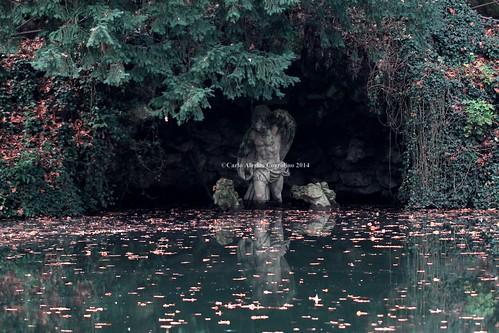 """Monza dal libro """"Giorno per giorno, l'avventura"""" di Walter Bonatti"""