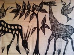art, animal, pattern, sketch, giraffe, design, drawing, giraffidae, illustration,