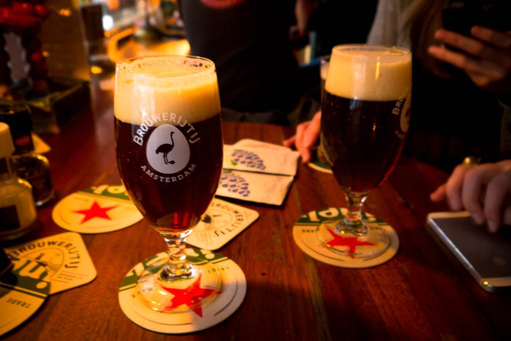 Brouwerij 't IJ beer Amsterdam
