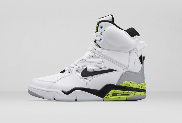 "#20 NIKE AIR COMMAND FORCE RETRO ""HOT LIME"""