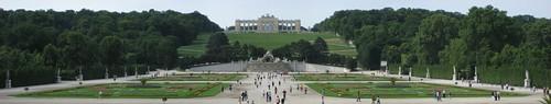 Парк і тріумфальна арка Ґлорієтта