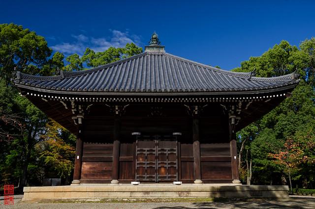 「経蔵」 仁和寺 - 京都