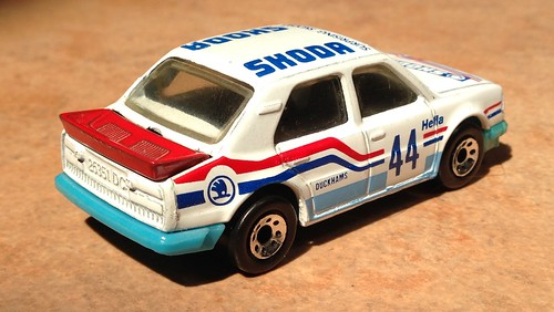 "Matchbox - Škoda 130 LR ""Surprising Škoda"""