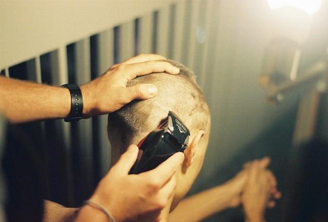 Polaris Haircut