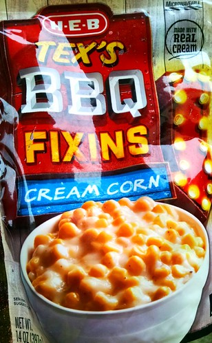 HEB Tex's BBQ Fixins Cream Corn