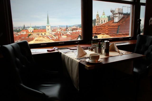 Dica de hotel romântico em Praga