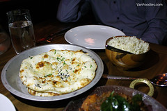 Naan and Rice
