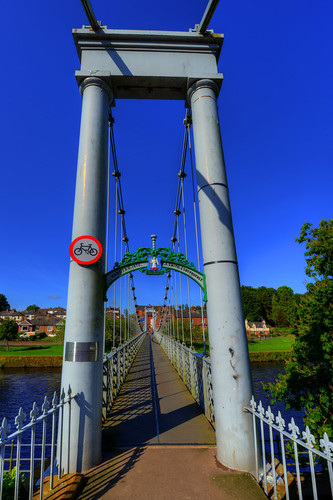 "bridge river paul suspension on the in bridge"" nith ""christopher ""suspension ""river photography"" of bridges"" ""bridges"" ""pictures ""history ""scotland"" weir"" nith"" ""zacerin"" ""dumfriesshire"" dumffries"" ""dumffries"""