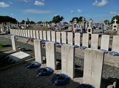 SAS War Graves, Rom - Photo of Sainte-Soline