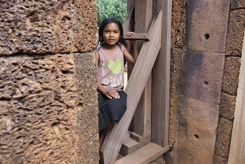 Banteay Prei 班黛普雷寺|Siem Reap