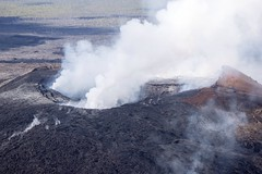 types of volcanic eruptions, volcanic landform,