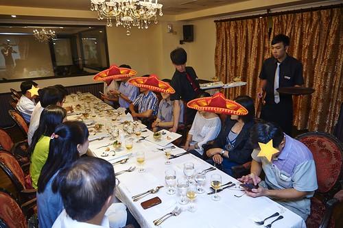 高雄新國際西餐廳-品酒會活動 (2)