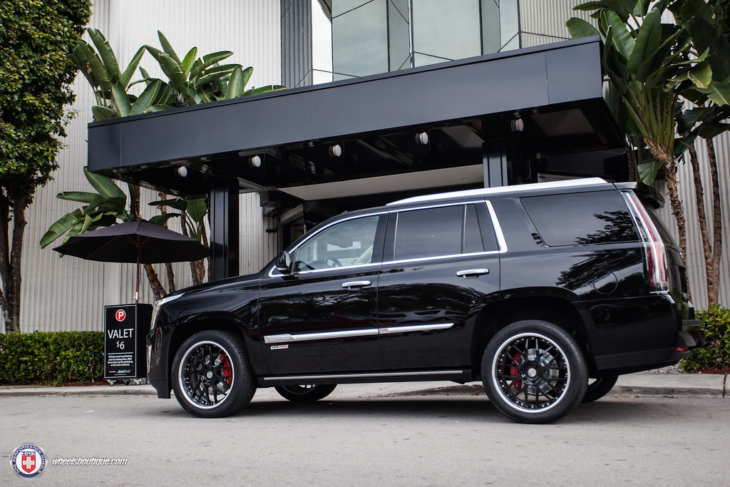 Cadillac Escalade HPE650 on HRE 940R's