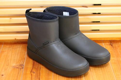 クロックスカラーライトブーツ crocs colorlite boot w