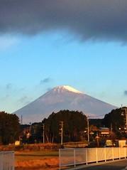 Mt.Fuji 富士山 11/17/2014