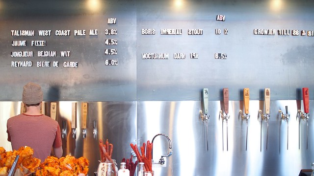 Strange Fellows Brewing | East Vancouver, BC