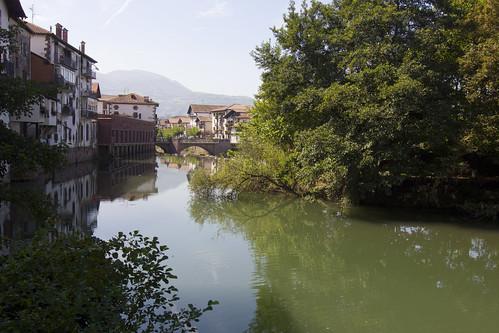Río Baztán, Elizondo