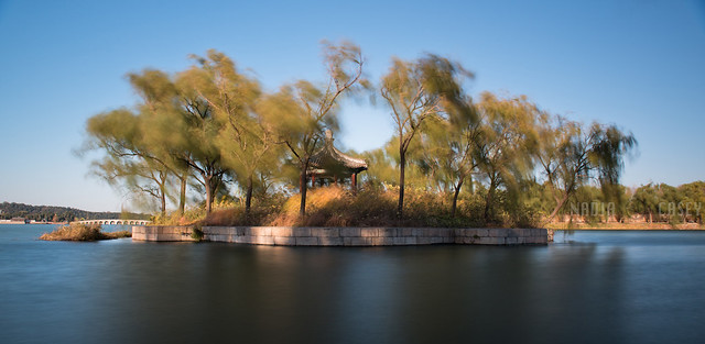 Windy Island  -  Beijing, China