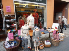 Just another great yarn shop in Skive, Denmark