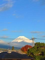 Mt.Fuji 富士山 11/30/2014