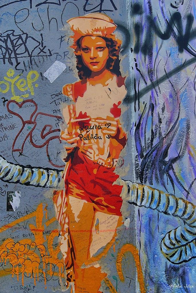 Around Berlin (14) Muro de Berlin