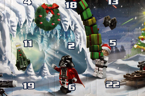 LEGO Star Wars 2014 Advent Calendar (75056) - Day 2