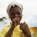 Haitian Schoolgirl in the Mountains - Haiti