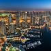 Glittering Dubai Marina