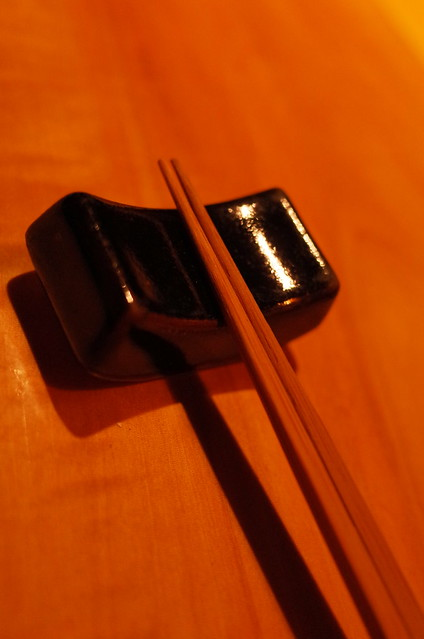 chopsticks holder