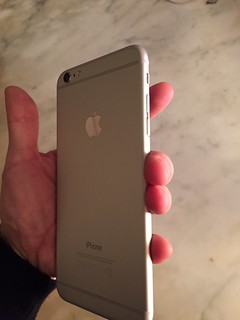 My father asked my iPhone 6. So here my new iPhone 6 Plus silver edition,64gb. Excellence #Apple #thebest #iPhone6Plus | by silvergold84