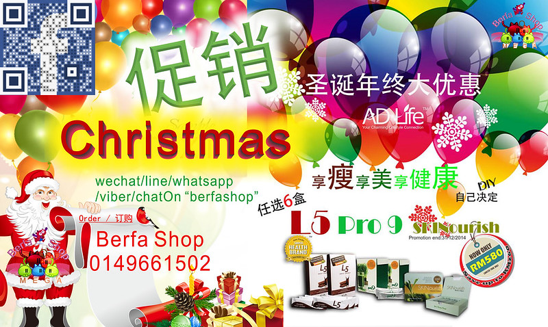 2014 Christmas Promotion Berfa Shop 5