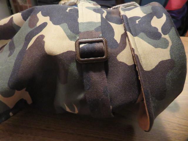 Burda 12-2011-148 camo buckle