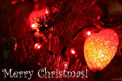 """Christmas Heart"""