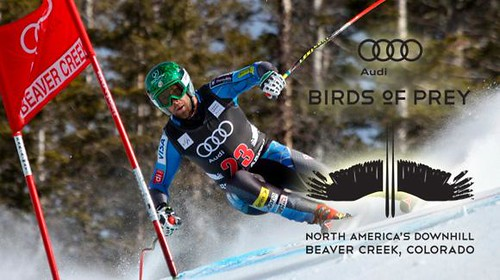 Birds of Prey Beaver Creek world Cup