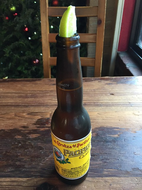 Pacifico beer - Don Pistos