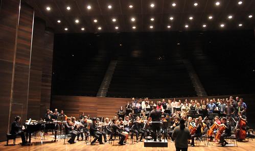 CONCIERTO NAVIDAD JUVENTUDES MUSICALES-UNIVERSIDAD DE LEÓN 2014 - AUDITORIO CIUDAD DE LEÓN 13.12.14