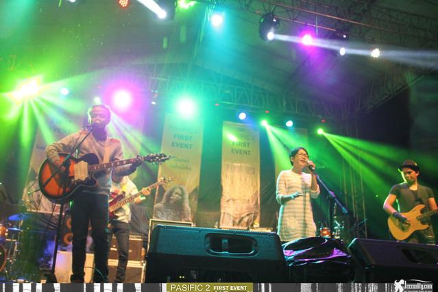 Pasific 2 1st Event - Senandung Taman (2)